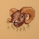 Critters - Big Horn Sheep - FO033