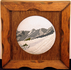Winter Mountain Scenes (FO055)