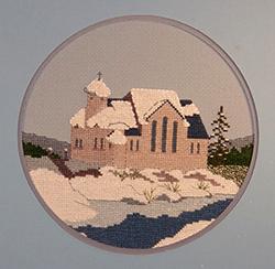Chapel at St. Malo (FO062)