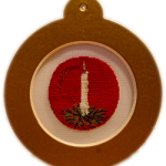 Christmas Candle (GHO014)