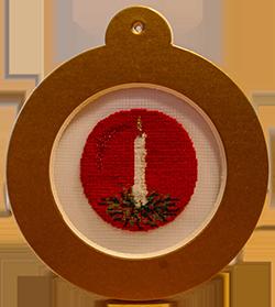Christmas Candle (GHO014)