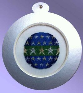 Stars Ornament (2nd Annual) (GHO014)