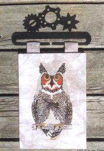 Steampunk Owl GHO 59