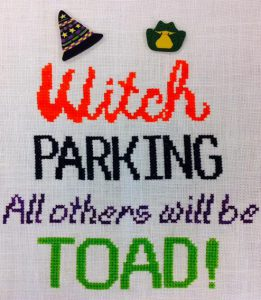 GHO 079 Witch Parking