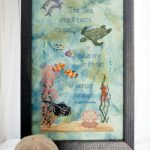 THE SEA - Collaboration with Hot House Petunia and EJVDesigns