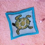 GHO 067 SALLY'S SEA TURTLE PINCUSHION