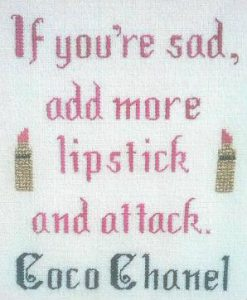 GHO91 Lipstick Rules!