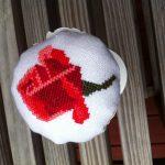 GHO92 Spring Garden Pincushion