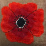 Fireside Originals My Poppy Pincushion